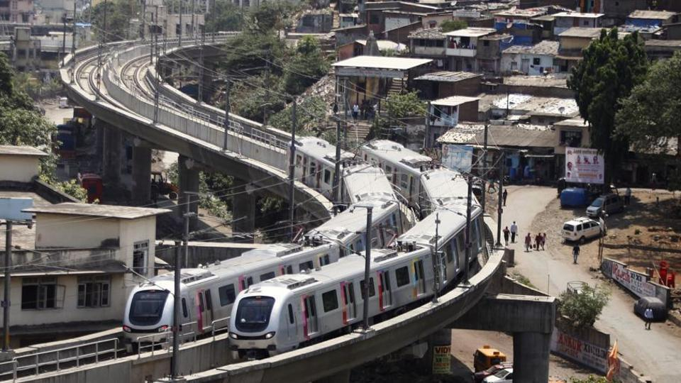 The estimated cost of Metro 2B is Rs10,986 crore.