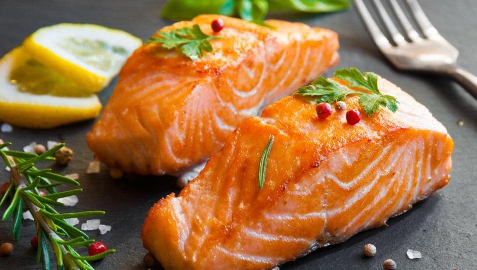 Oily fish such as salmon and sardines are some of the key food sources of Vitamin D.