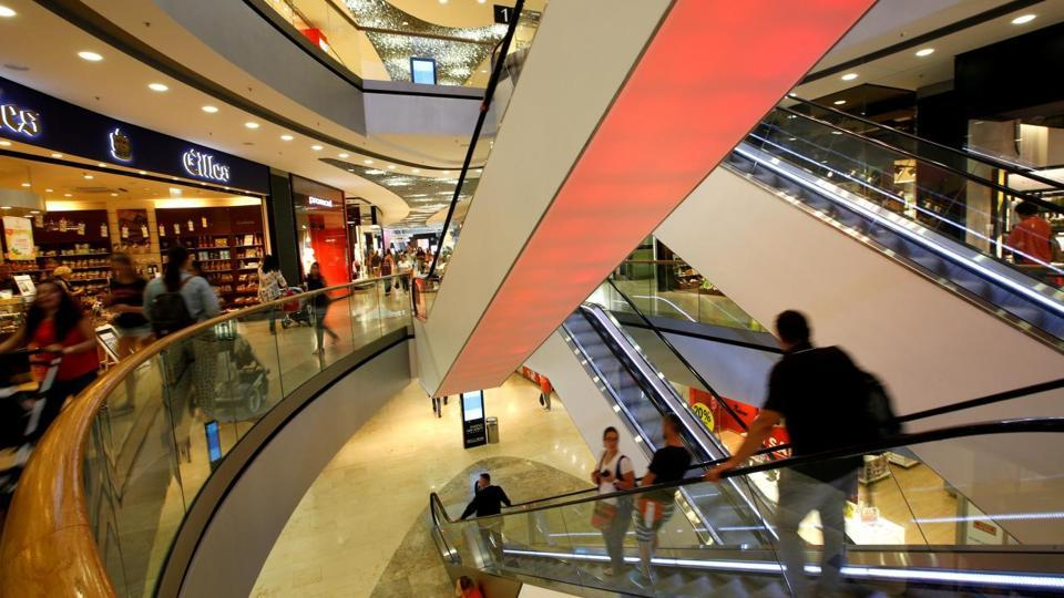 India will see close to 34 new malls by 2020 in the top 8 Indian cities.