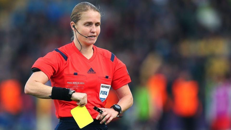 Esther Staubli, in course of officiating the Japan-New Caledonia match, became the first female referee in 16 years at the FIFA U-17 World Cup.