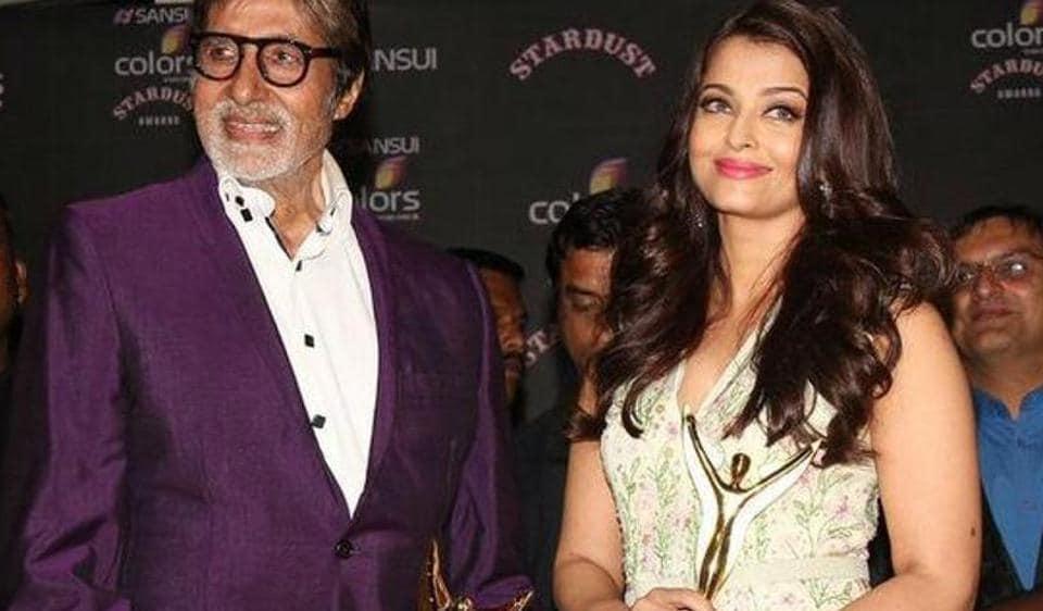 Amitabh Bachchan,Abhishek Bachchan,Aishwarya Rai Bachchan