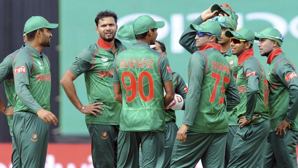 Mashrafe Mortaza-led Bangladesh lost by 10 wickets to SouthAfrica in the first ODI.