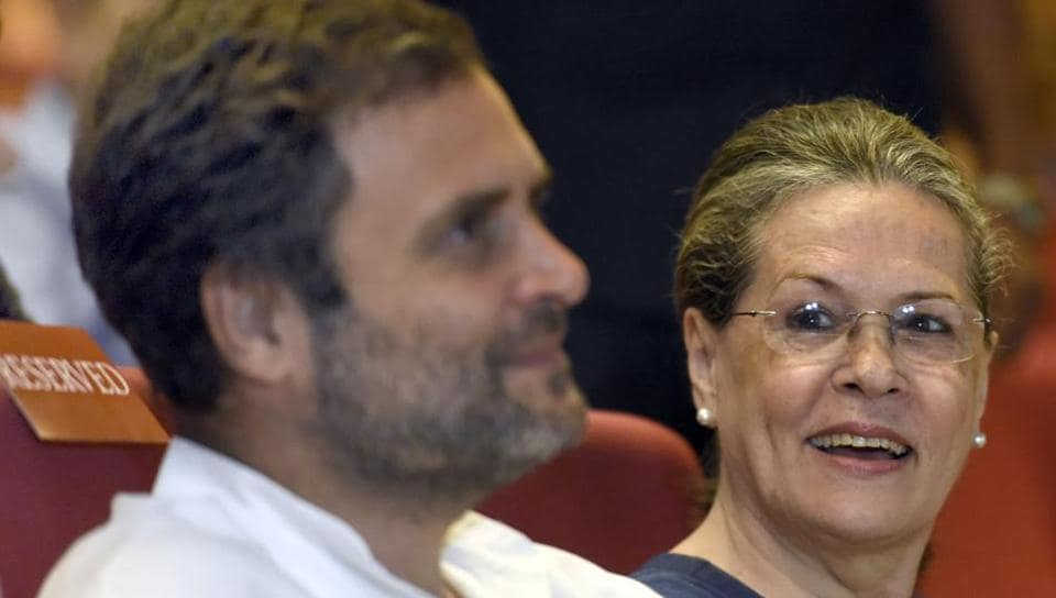 Congress vice president Rahul Gandhi tweeted on Monday that rhetoric would rain down on Gujarat ahead of Prime Minister Narendra Modi's visit to the election-bound state.