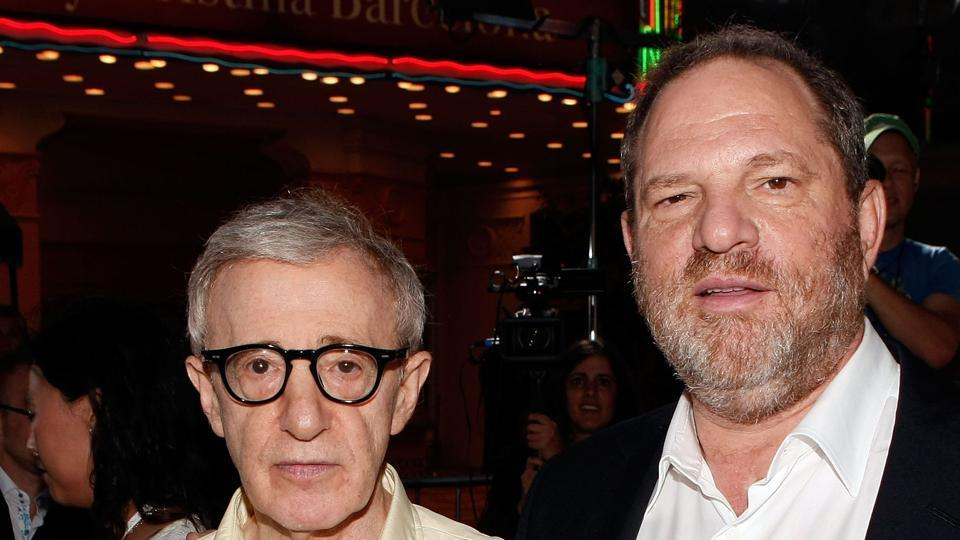 Woody Allen, who himself faces charges of sexual assault, has come out in support of Harvey Weinstein.