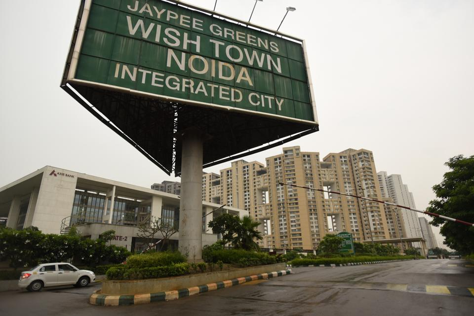 The Jaypee Group is currently developing Aman, a 26-tower housing project in Sector 151, and Wish Town, a 250-tower housing project along the Noida Expressway.