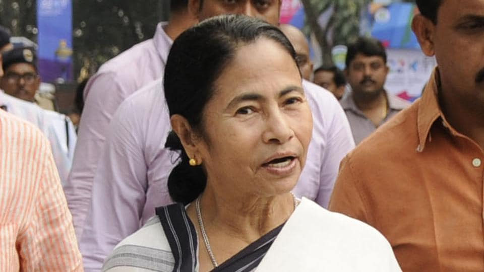 Bengal chief minister Mamata Banerjee on Monday criticised the Centre for withdrawing paramilitary forces from Darjeeling.