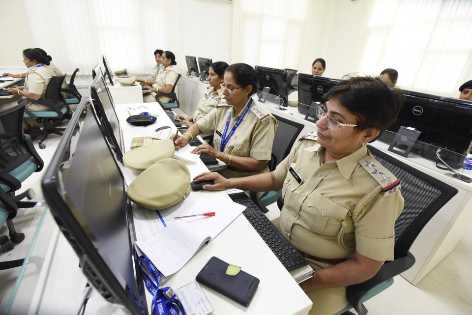 cyber crime,women SHOs Haryana,women cops