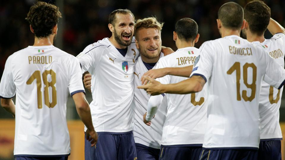 Italy will have to overcome Sweden in a two-legged tie to qualify for 2018 World Cup in Russia.