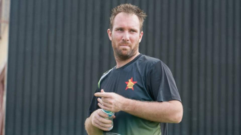 Brendan Taylor,Zimbabwe Cricket Team,Zimbabwe vs West Indies