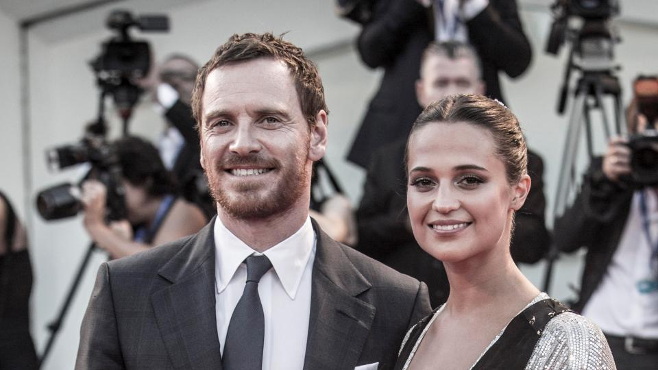 Michael Fassbender, Alicia Vikander get married in a private ceremony.
