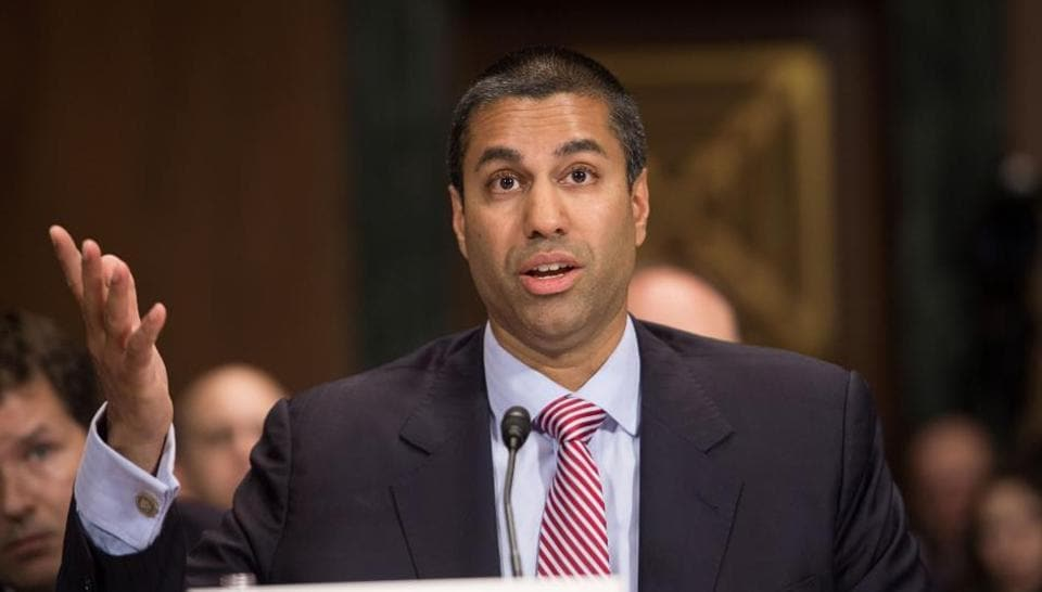 FCC chairman shoots down Trump's threats to revoke NBC's license