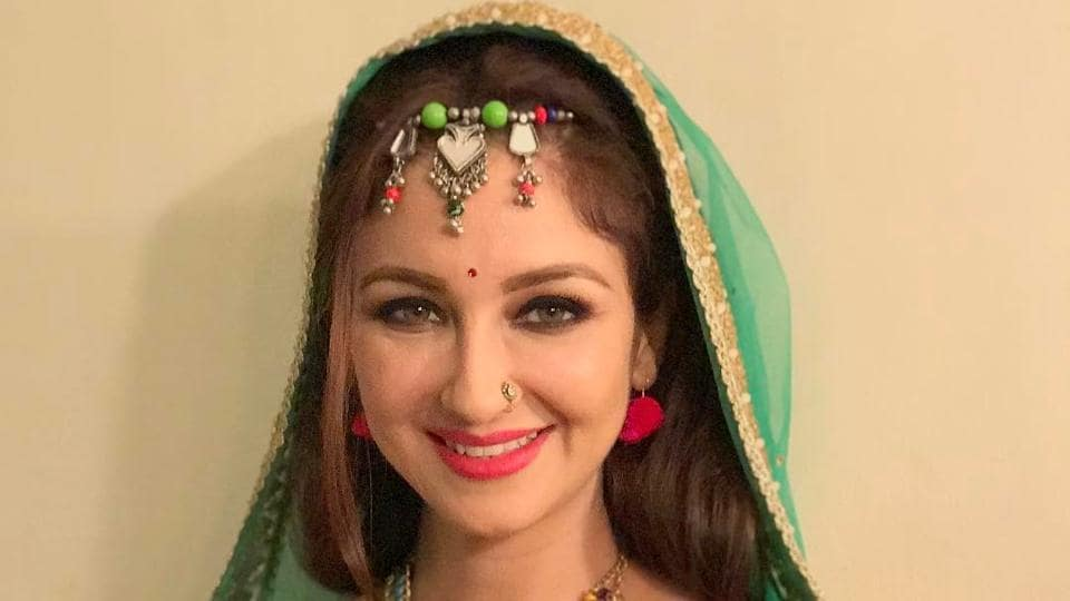 Her popularity as the 'gori mem' or Anita bhabhi from &TV's popular comedy serial Bhabi Ji Ghar Par Hai! has made her one of Indian television's biggest crowd pullers.