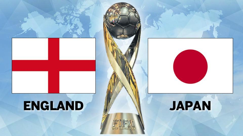 FIFA U-17 World Cup,FIFA U-17 World Cup 2017,England vs Japan Live