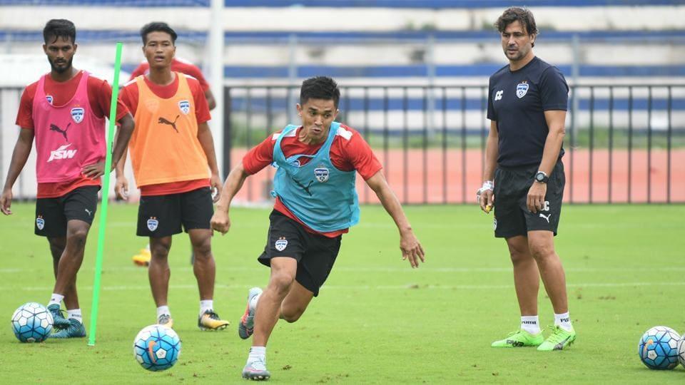 Bengaluru FC,FCIstiklol,AFC Cup