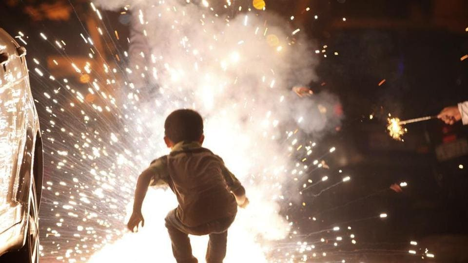 Online trading,firecrackers online,Haryana State Pollution Control Board