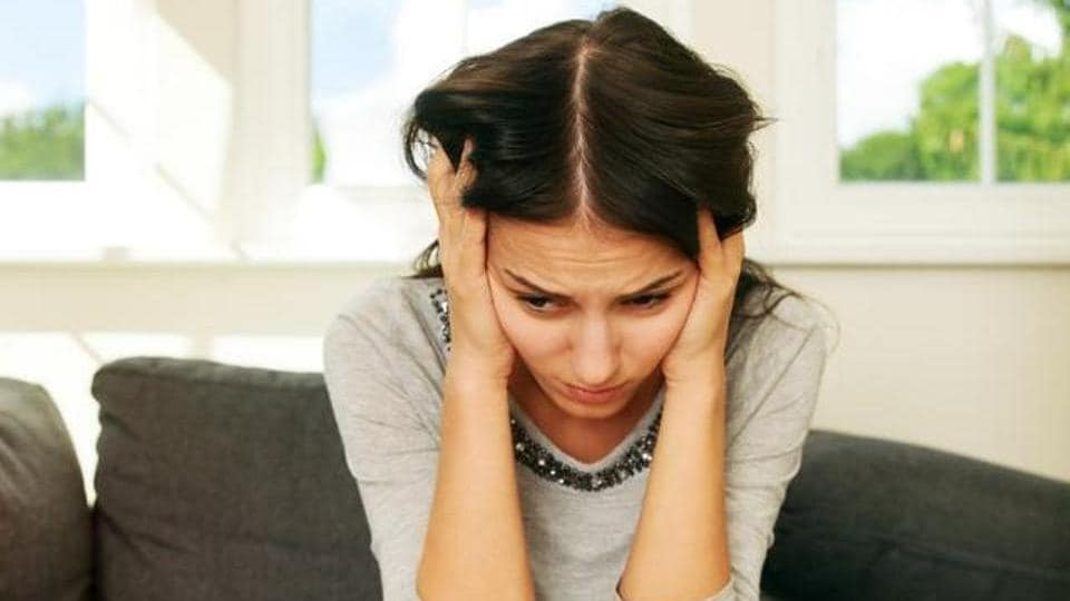 Women tend to have higher rates of depression and anxiety, which are linked to stress.