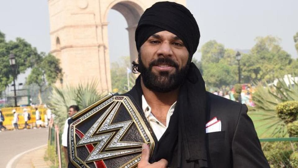 Jinder Mahal will face Kevin Owens in the upcoming WWE live show in New Delhi on December 8.