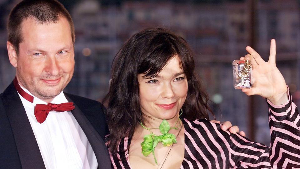 Pop singer Bjork,Bjork,Lars von Trier