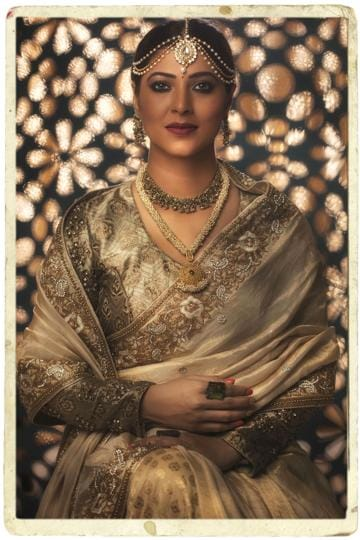 Tejaswini Pandit loves the spirit and enthusiasm of Diwali