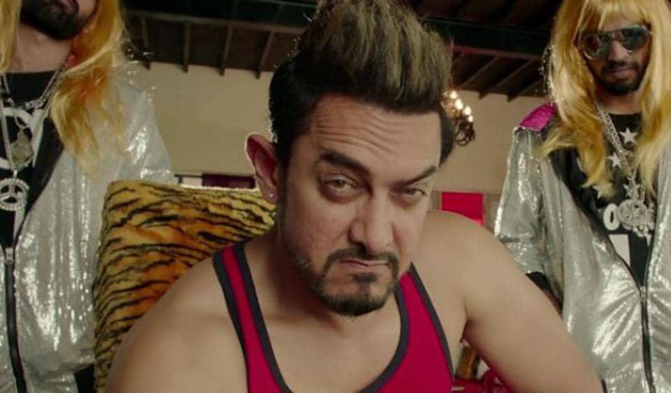 Aamir Khan's Secret Superstar hits theatres on Diwali, October 19.