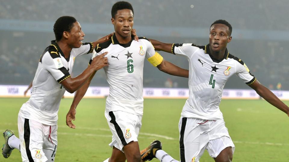 FIFA U-17 World Cup,Ghana vs Niger,Ghana football team