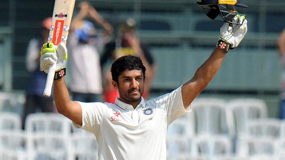 Karun Nair scored 78 off 64 balls to guide Indian Board President's XI to a victory over New Zealand in their warm-up game in Mumbai.