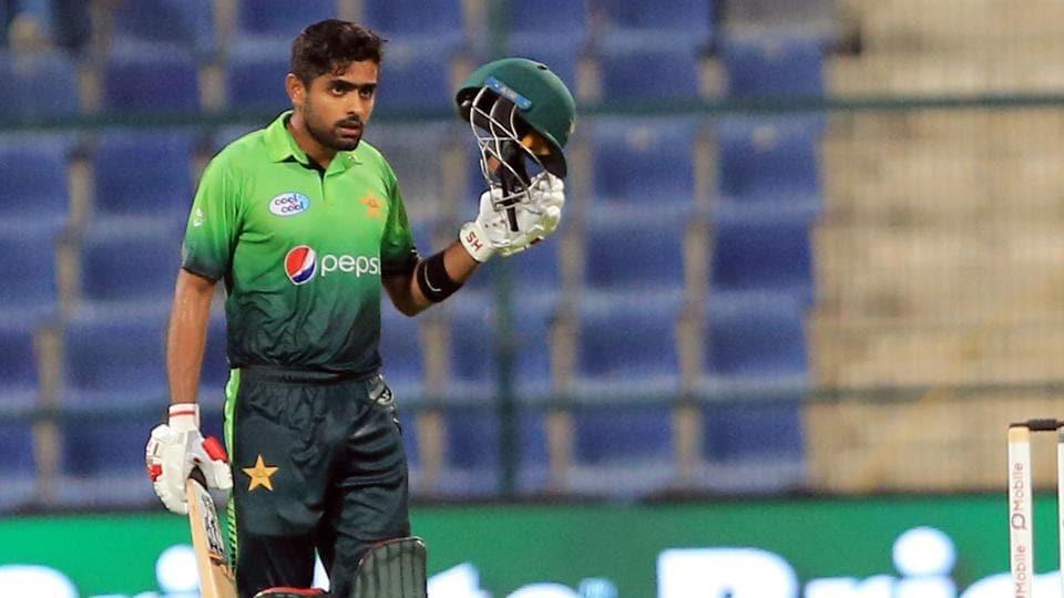 Babar Azam's 133-ball 101 guided Pakistan to a 32-run win over Sri Lanka in the second ODI in Abu Dhabi.