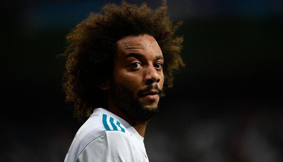 Marcelo,Real Madrid C.F.,Fluminense