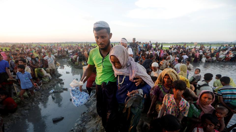 Rohingyas,Rohingya exodus,Rohingya crisis