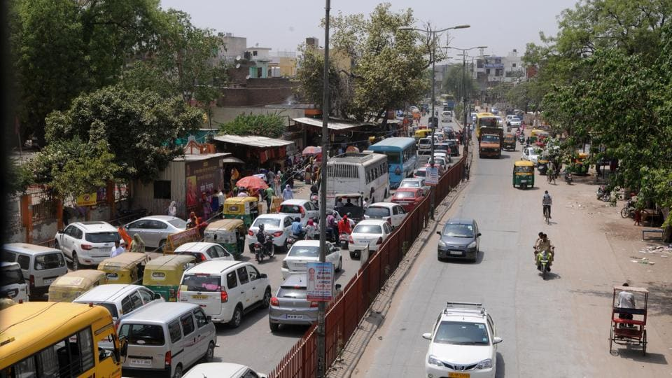The MCG, meanwhile, has appointed a consultant for drawing up a feasibility report for a flyover over Atul Kataria Chowk and Mahavir Chowk or underpasses.