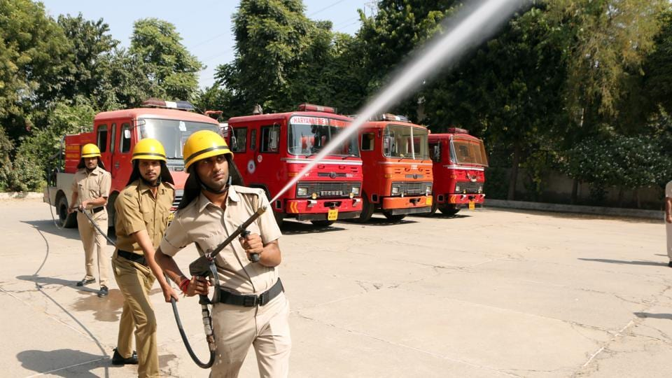 Fire Fighters,Diwali,Cracker ban