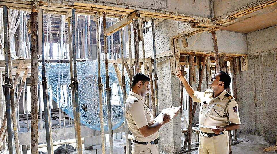 construction workers,to guard,lack execution