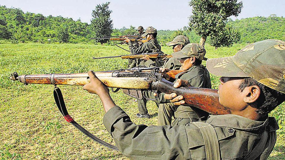 Maoists,Odisha,Kandhamal district