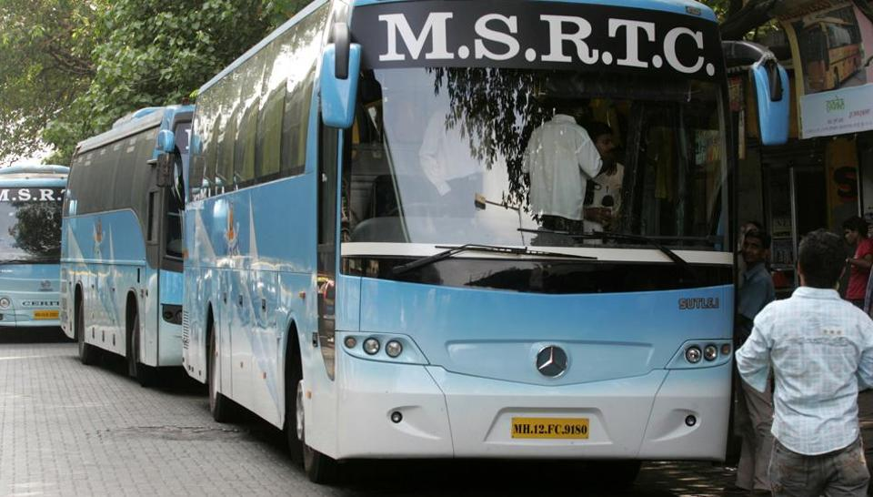 MSRTC strike day 2: Empty depots