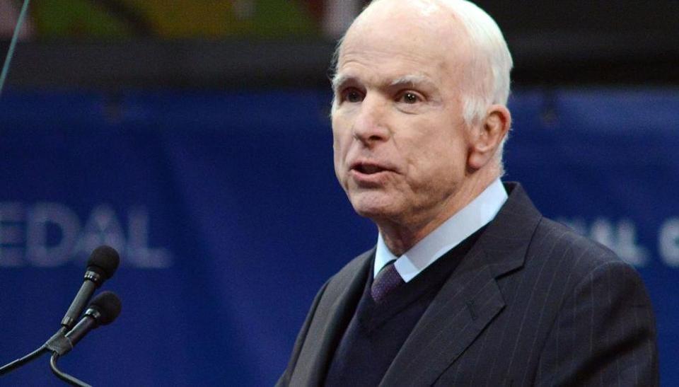 Donald Trump,John McCain,Republican Party