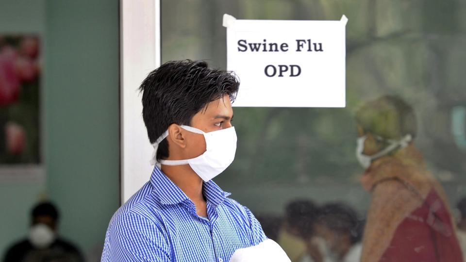 Doctors say earlier swine flu was affecting people only during winters, but now it is affecting even in summers.