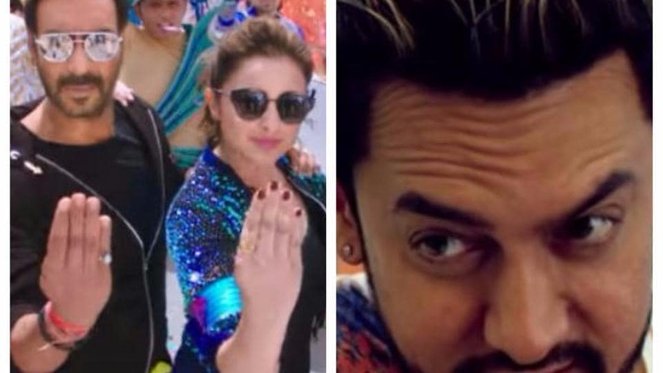 Golmaal Again will release a day after Secret Superstar.