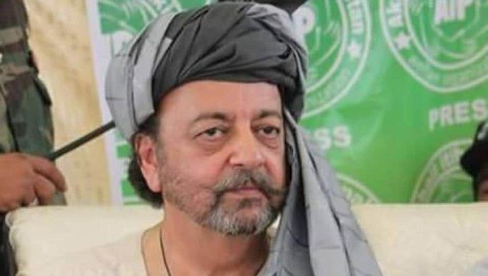 Sindh provincial assembly Speaker Agha Siraj Durrani