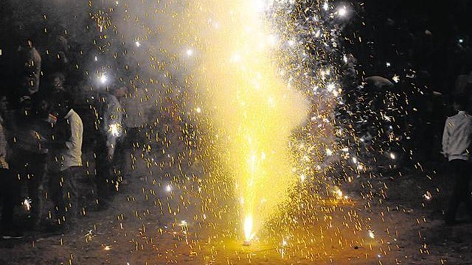 Mumbai,Maharashtra Pollution Control Board,firecrackers