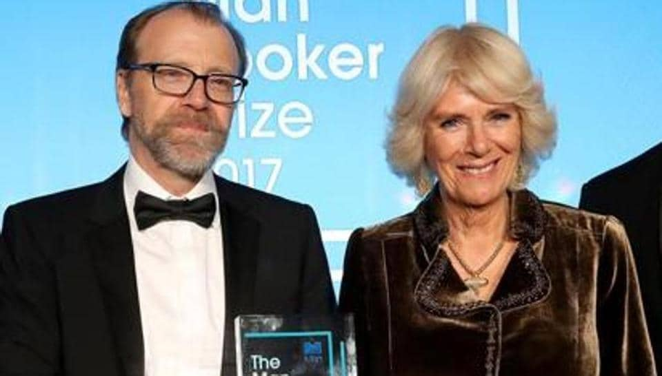 George Saunders,Lincoln in the Bardo,Man Booker Prize 2017