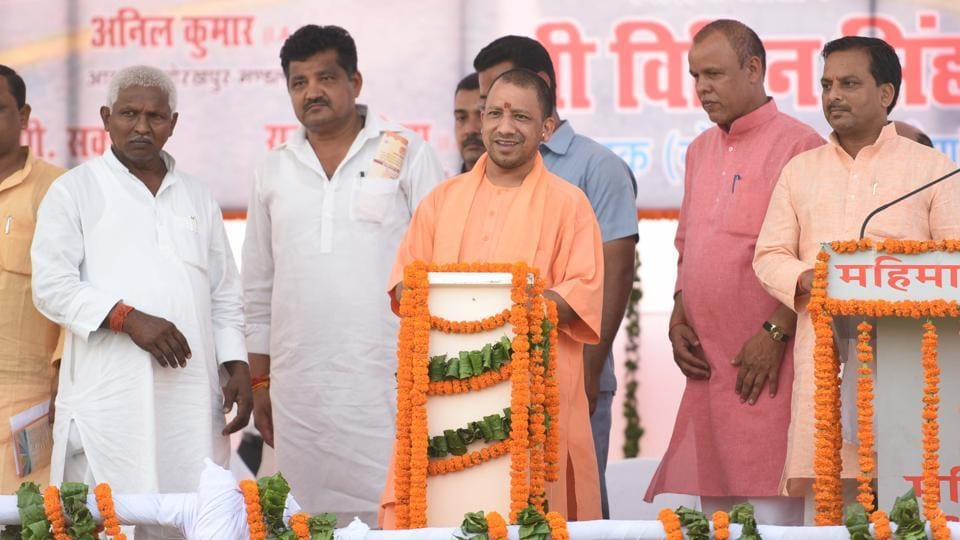 The chief minister was speaking in Kushinagar where he laid the foundation stones for projects worth Rs 23 crore.