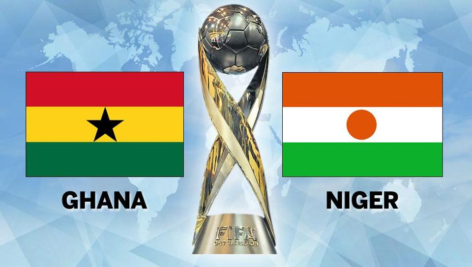 Ghana face Niger in their pre-quarterfinal match at the FIFA U-17 World Cup in Navi Mumbai today. Get full football score of Ghana vs Niger, FIFA U-17 World Cup - Round of 16, here.