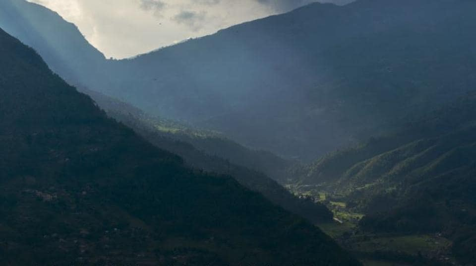 File photo of the Himalayas.