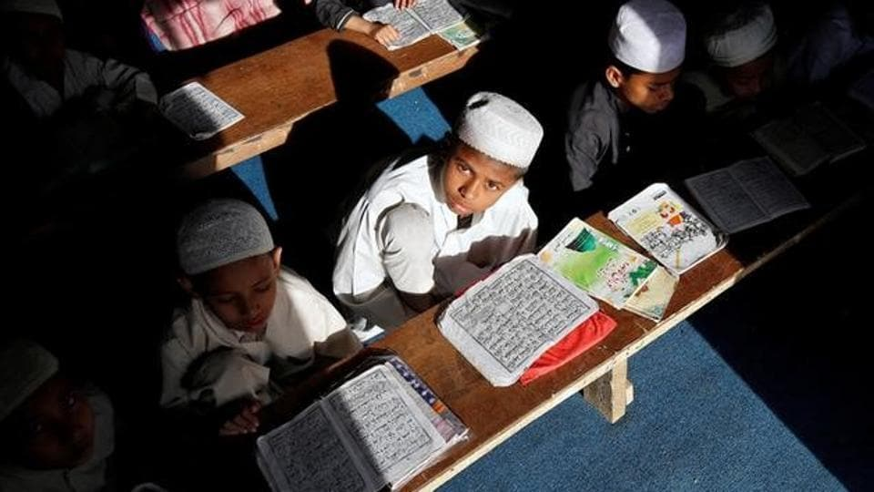 UP has 19,143 recognised and 560 aided madarsas.