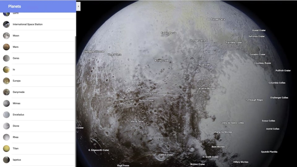 Love stargazing? Check out Google Maps' latest feature.