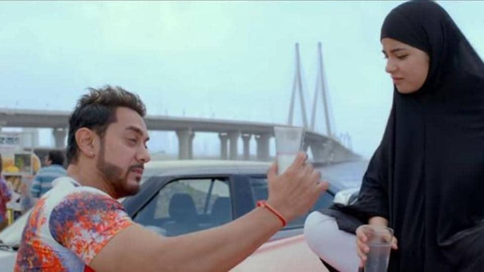 Secret Superstar,Aamir Khan,Zaira Wasim