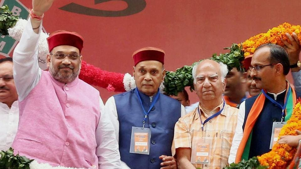 Himachal Pradesh Elections 2017: Congress announces list of 59 candidates