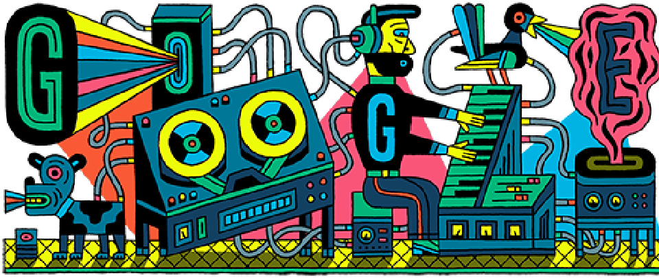 Google Doodle,What it is today's google doodle about,Google Doodle Meaning