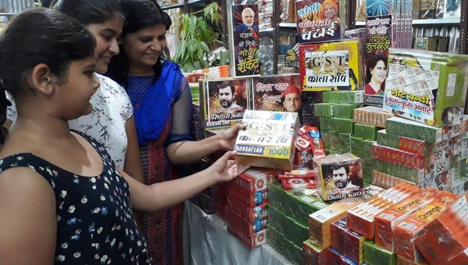 Demonetisation,GST,Diwali 2017