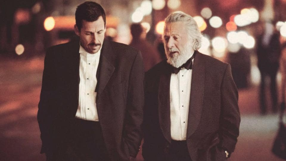 Image result for the meyerowitz stories (new and selected)